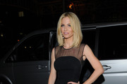 Sarah Harding Little Black Dress