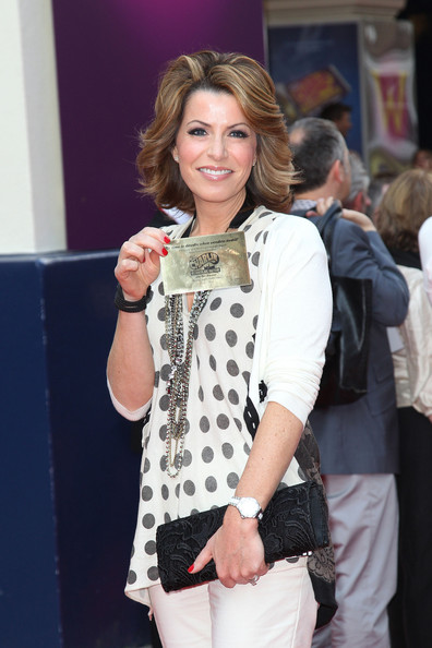 More Pics of Natasha Kaplinsky Print Blouse (1 of 2) - Print Blouse Lookbook - StyleBistro