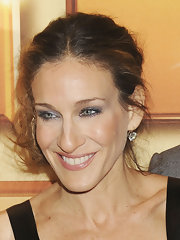 Sarah Jessica Parker wore a gorgeous pair of 7-carat diamond drop earrings at the premiere of 'Tower Heist.'