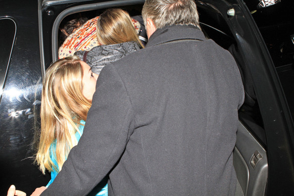 Selena Gomez Takes Three Fans for a Drive
