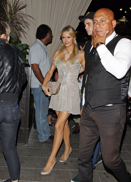 More Pics of Paris Hilton Sequined Clutch (3 of 5) - Clutches Lookbook - StyleBistro