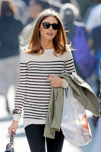 More Pics of Olivia Palermo Crewneck Sweater (1 of 9) - Olivia Palermo Lookbook - StyleBistro