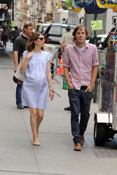 Sofia Coppola Maternity Dress