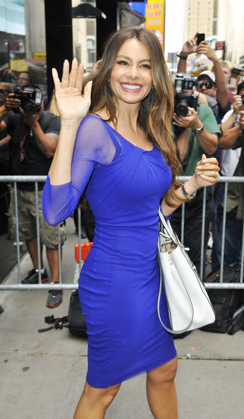 Sofia Vergara Cocktail Dress