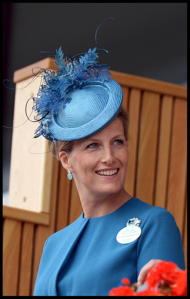 Sophie Countess of Wessex Hats