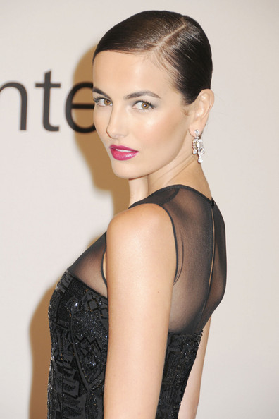 More Pics of Camilla Belle Chignon (3 of 8) - Chignon Lookbook - StyleBistro