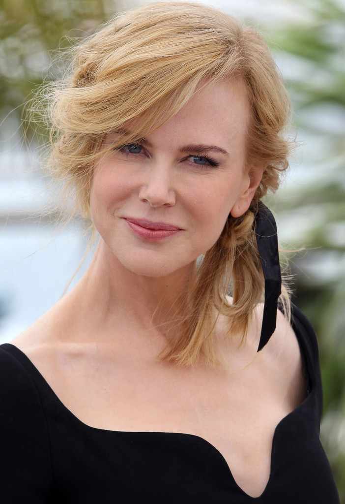 Nicole Kidman attends the jury photo call at The 66th Annual Cannes Film Festival at Palais des in Cannes.