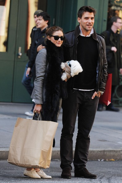 More Pics of Olivia Palermo Wayfarer Sunglasses (1 of 16) - Olivia Palermo Lookbook - StyleBistro