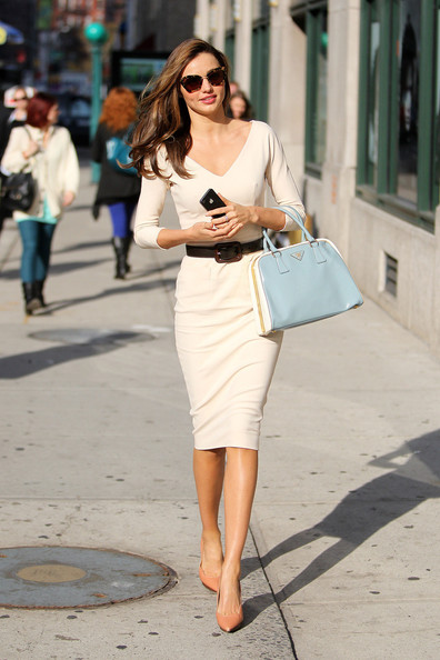 More Pics of Miranda Kerr Day Dress (4 of 13) - Miranda Kerr Lookbook - StyleBistro