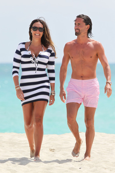 Tamara Ecclestone Print Dress