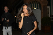 Thandie Newton Little Black Dress