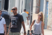 Thierry Henry Cargo Shorts