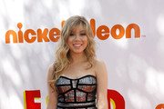 Jennette McCurdy at the Los Angeles premiere of