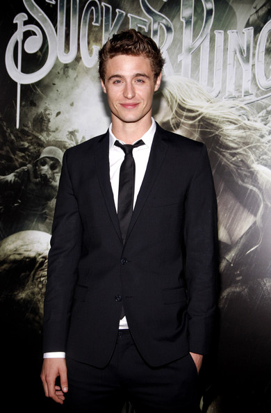 More Pics of Max Irons Men's Suit (1 of 2) - Max Irons Lookbook - StyleBistro