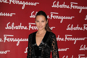 Virginie Ledoyen Little Black Dress