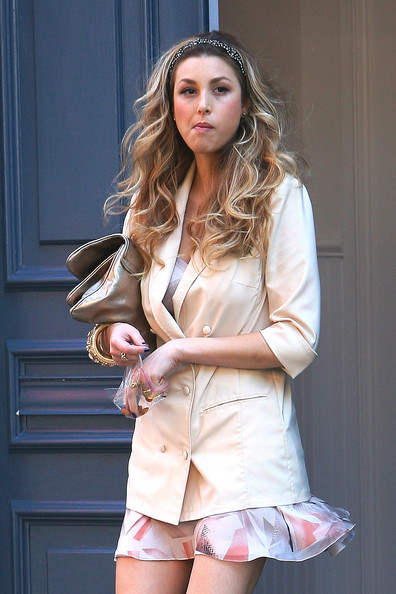 whitney port hair 2011. Whitney Port Accessories