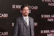 Zach Galifianakis Men's Suit