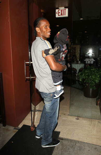 More Pics of Didier Drogba Half Up Half Down (1 of 7) - Updos Lookbook - StyleBistro