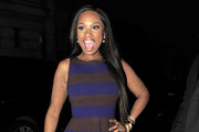Jennifer Hudson Kicks it in Nicholas Kirkwood Booties