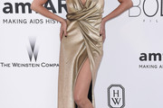 Lara Stone Wrap Dress