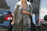 Kourtney Kardashian Utility Jacket