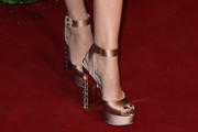Kylie Minogue Platform Sandals