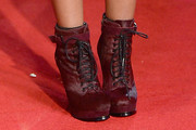 Tamera Foster Lace Up Boots
