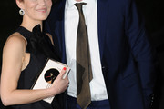 Damian Lewis Classic Solid Tie