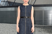 Michelle Williams Denim Dress