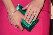 Emily Blunt Hard Case Clutch