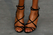 Jourdan Dunn Strappy Sandals