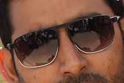 Abhishek Bachchan Rectangular Sunglasses