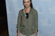 Abigail Spencer Military Jacket