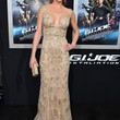 Adrianne Palicki Clothes - Beaded Dress