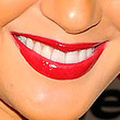 Adrienne Bailon Beauty - Red Lipstick