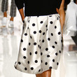 Agyness Deyn Knee Length Skirt