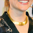 Aimee Mullins Jewelry - Gold Choker Necklace