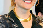 Aimee Mullins Gold Choker Necklace
