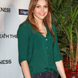 Aimee Teegarden Clothes - Button Down Shirt