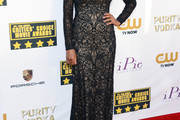 Aisha Tyler Evening Dress