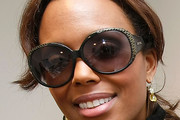 Aisha Tyler Oversized Sunglasses