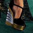 Alejandra Guzman Shoes - Wedges