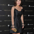 Alessandra Mastronardi Little Black Dress