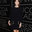 Alexa Chung Clothes - Little Black Dress