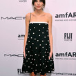 Alexa Chung Clothes - Strapless Dress