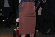 Alexa Ray Joel Pencil Skirt