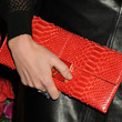 Alexandra Richards Leather Clutch