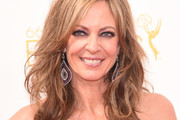 Allison Janney Long Hairstyles