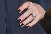 Amanda Holden Dark Nail Polish