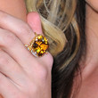Amanda Michalka Jewelry - Cocktail Ring